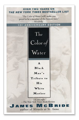 Book cover for The Color of Water