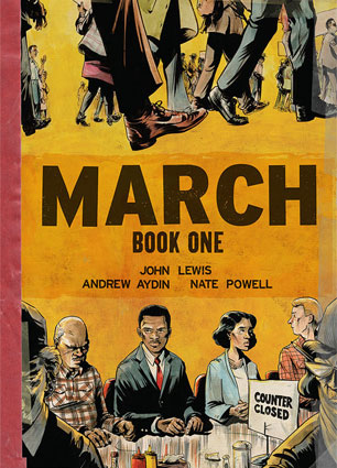march book cover