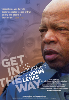 movie poster for Get in The Way