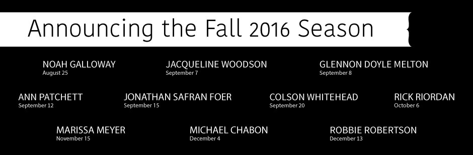 Fall Salon Lineup
