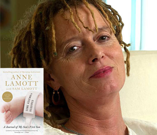 Anne Lamott - in conversation with Ann Patchett