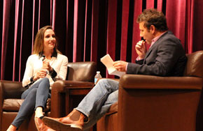 Marisha Pessl in Conversation with Adam Ross – September 12, 2013