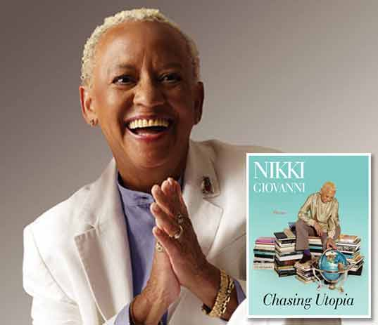 From the Archive: Nikki Giovanni
