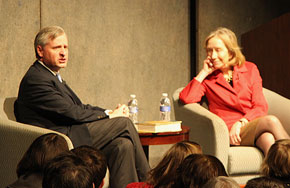 Doris Kearns Goodwin with Jon Meacham – December 12, 2013