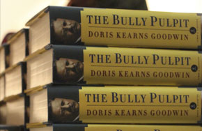 Doris Kearns Goodwin with Jon Meacham &#8211; <em>The Bully Pulpit</em>