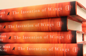 Sue Monk Kidd &#8211; <em>The Invention of Wings</em>