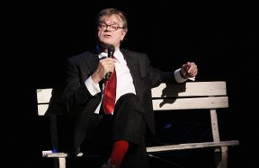 Garrison Keillor &#8211; <em>O What a Luxury</em>