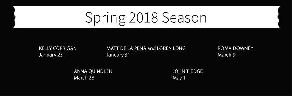Spring Salon Lineup