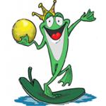 Frog Prince drawing