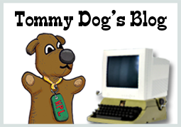 Tommy Dog's Blog